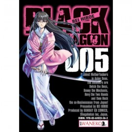 Black Lagoon - tom 5