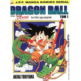 Manga - Dragon Ball tom 1