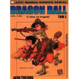 Manga - Dragon Ball tom 2