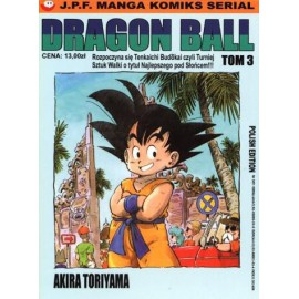 Manga - Dragon Ball tom 3