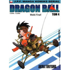 Manga - Dragon Ball tom 4