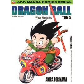 Manga - Dragon Ball tom 5