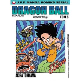 Manga - Dragon Ball tom 6