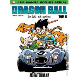 Manga - Dragon Ball tom 8