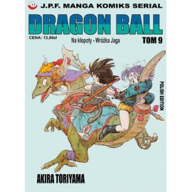 Manga - Dragon Ball tom 9
