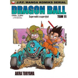 Manga - Dragon Ball tom 11