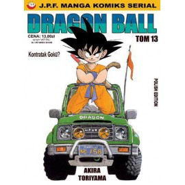 Manga - Dragon Ball tom 13