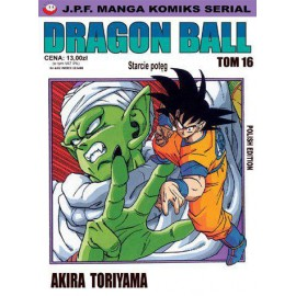 Manga - Dragon Ball tom 16