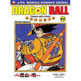 Manga - Dragon Ball tom 17
