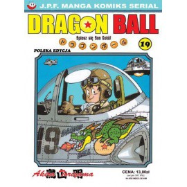 Manga - Dragon Ball tom 19