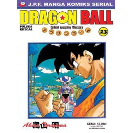 Manga - Dragon Ball tom 23