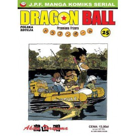 Manga - Dragon Ball tom 25