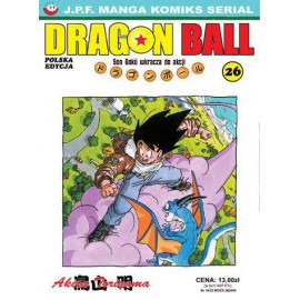 Manga - Dragon Ball tom 26