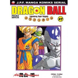Manga - Dragon Ball tom 27