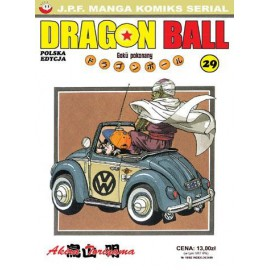 Manga - Dragon Ball tom 29