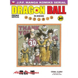 Manga - Dragon Ball tom 30