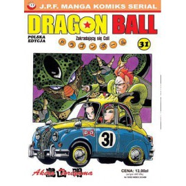 Manga - Dragon Ball tom 31