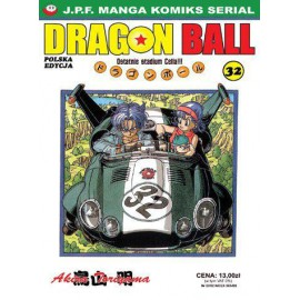 Manga - Dragon Ball tom 32
