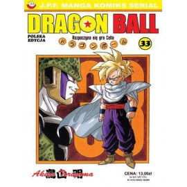 Manga - Dragon Ball tom 33