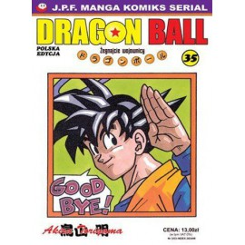 Manga - Dragon Ball tom 35
