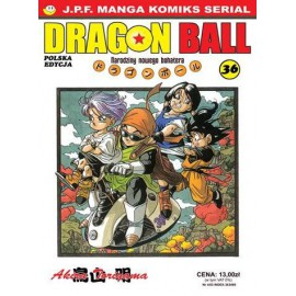 Manga - Dragon Ball tom 36