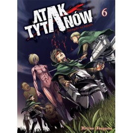 Manga - Attack on Titan tom 6