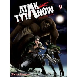 Manga - Attack on Titan tom 9