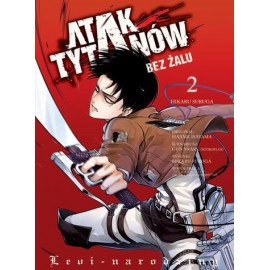 Manga - Attack on Titan Bez Żalu tom 2