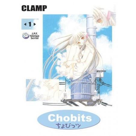 Chobits - tom 1