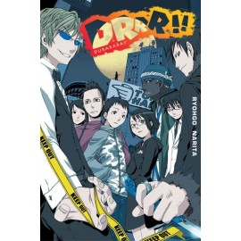 Durarara - Light novel
