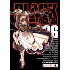 Black Lagoon - tom 6