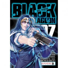 Black Lagoon - tom 7