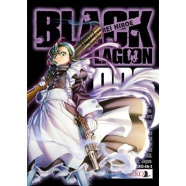 Black Lagoon - tom 8