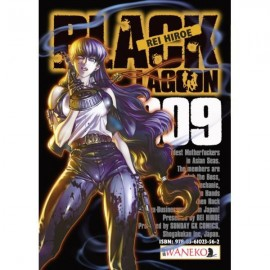Black Lagoon - tom 9