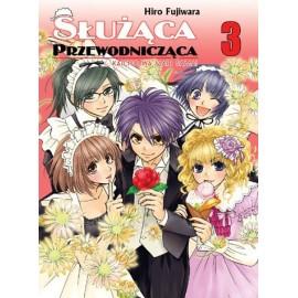 Manga - Służąca Przewodnicząca tom 3