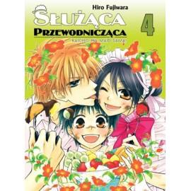 Manga - Służąca Przewodnicząca tom 4