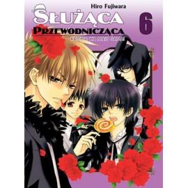 Manga - Służąca Przewodnicząca tom 6
