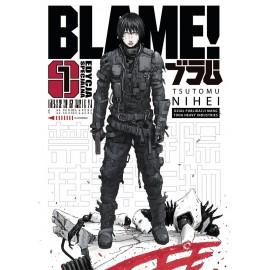 Manga - Blame tom 1