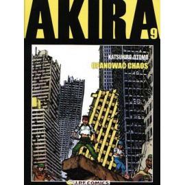 Manga - Akira tom 9