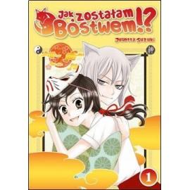 Manga - Jak zostałam Bóstwem tom 1