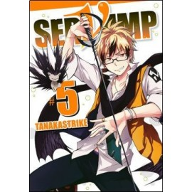 Manga - Servamp tom 5