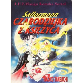 Manga - Sailor Moon tom 2