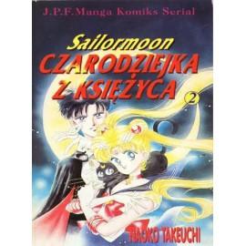 Manga - Sailor Moon tom 2