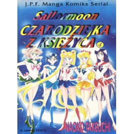 Manga - Sailor Moon tom 4