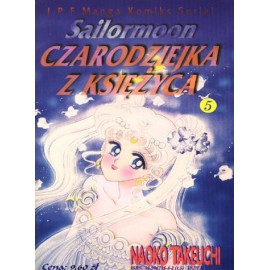 Manga - Sailor Moon tom 5
