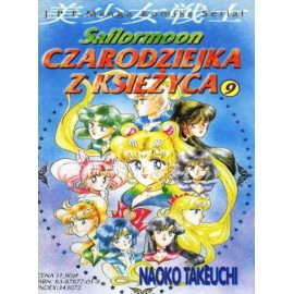 Manga - Sailor Moon tom 9
