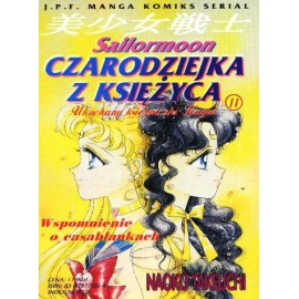 Manga - Sailor Moon tom 11