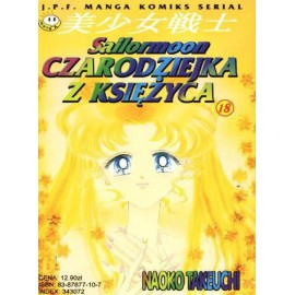 Manga - Sailor Moon tom 18