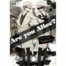 Manga - Are you Alice? tom 9
