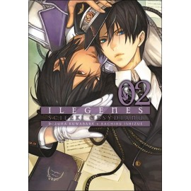 Manga Ilegenes - Ścieżki obsydianu tom 1